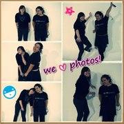 We love photos