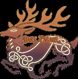 Dark Pagans Logo