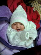 My cute sweet bhatiji