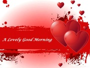 A Lovely Good Morning HD Wallpaper