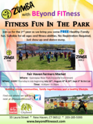 FREE Zumba Kids in the Park