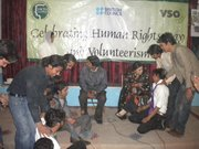 Human Rights and Volunteerism Day