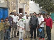 Free Spray against Dengue Virus in Villages by CCP