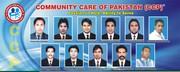 EXECUTIVE TEAM OF COMMUNITY CARE OF PAKISTAN