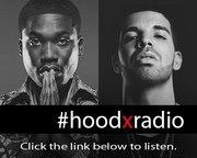 HOODX Radio: #1 Internet Radio for Hip Hop & R&B!