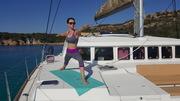 Kati Yoga an Deck