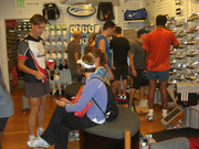 Sportissimo Shopping Party 10/13/10