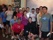 Run with Dean Karnazes on October 20, 2010 at the North Face