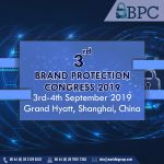 3rd Brand Protection Congress 2019