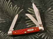 Case 33 Small Stockman Red Bone 'CONSOL SAFETY AWARD' 1994