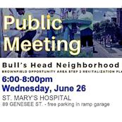 Bull's Head Brownfield Opportunity Area(BOA) program