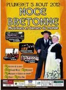 2012 - Affiche 41 ème Noce Bretonne