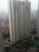 hey Depressing Weather, meet Shanghai. Shanghai this is... oh uh... you two already know each other...