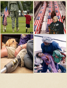 DEAD VETS AND CIVILIANS AND DISABLED