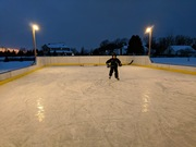 Evening skate in Western NY