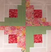 Log Cabin Quilt Block Class (afternoon session)
