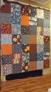 backing for spooky hollows quilt