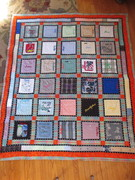 Quilt #149 - The Men in His Family