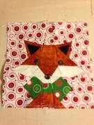 Quilt #152 - The Fox in the Christmas Henhouse