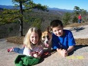 Grace, Dewey, and Lucas