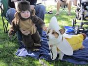 monkey and his banana