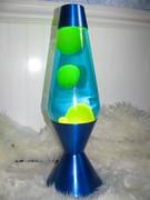 Blue Metalic base--love it!