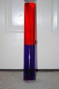 purple red 18x2 wave