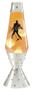 Elvis Silhouette Lava Lamp