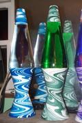 Blue and Green Swirls 2a