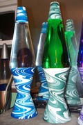 Blue and Green Swirls 2