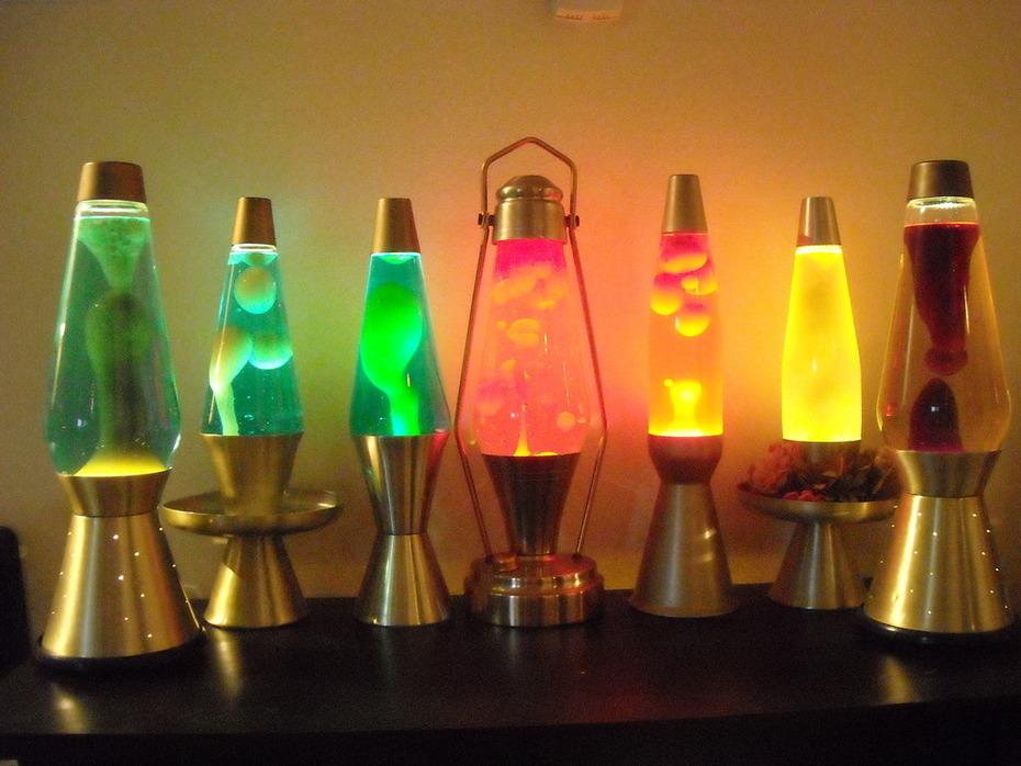 Old School Lamps 1