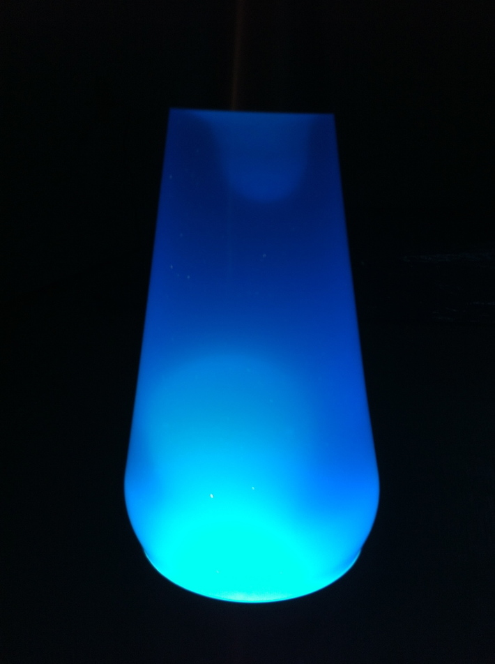 Recently Bought Cloudy Lava Lite Lamp, Made in China