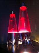 Carramar Volcano lamps