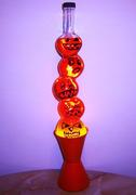 Custom Halloween Lava lamp