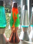 Green/orange Astro.
