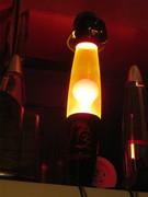 Darth Vader lava lamp