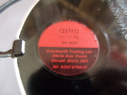 Crestworth Astro label