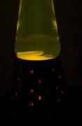 Wiz with lighting gels