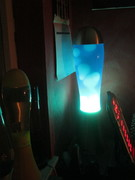 Giant Lava lamp flowing 2