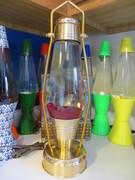 Lava Lite Coach Lantern