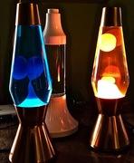 Mathmos Copper - Blue/Blue and Orange/Yellow