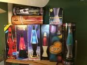 Various Lava boxes