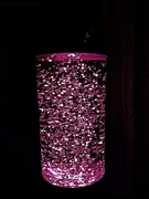 Glitter Baby Lunar with Pink Bulb