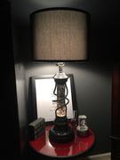 Table Glitter Lamp