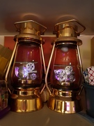 Crestworth Traction Lamps