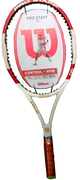 Fed's new racquet: 2014 Wilson Pro-Staff 90!
