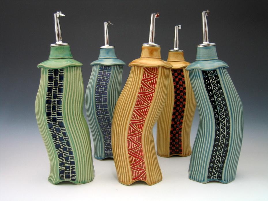 Oil Vinegar Bottles