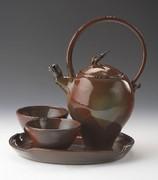 Red Ash Tea Set