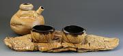 Tea Set & Tray