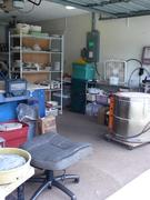 Nadine's studio
